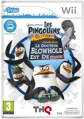 Les Pingouins de Madagascar: Le docteur Blowhole est de retour! (uDraw only)