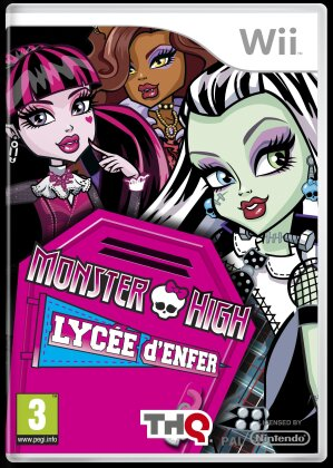Monster High: Lycée d'enfer