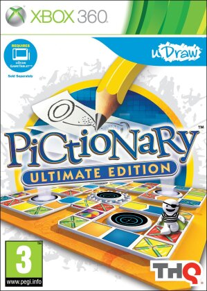 Pictionary (uDraw only) (Édition Ultime)