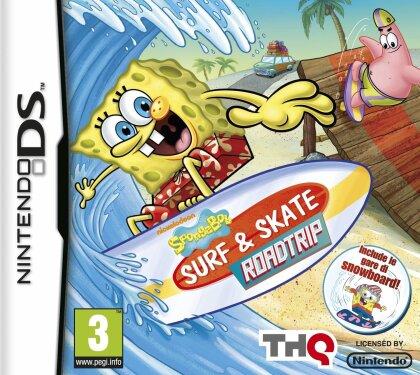 Spongebob Skate & Surf Tour