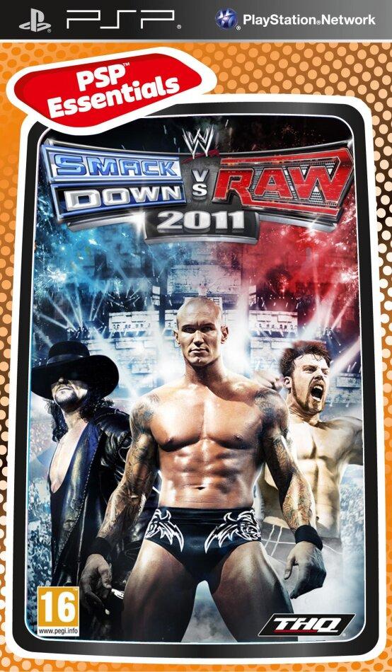 WWE Smackdown vs. Raw 2011 Essentials