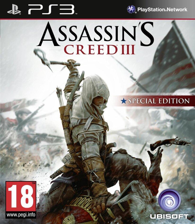 Assassins Creed 3 (Bonus Edition)