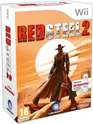 Red Steel 2 + Accessory Ger Pegi Wii