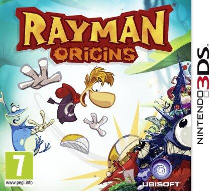 Rayman Origins 3DS