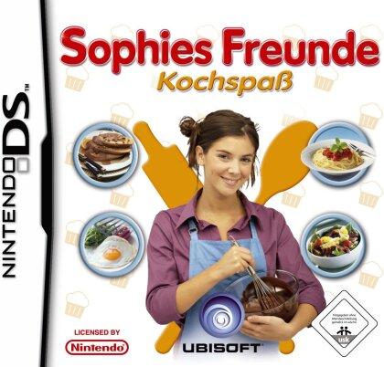 Happy Cooking Sophies Freunde im Kochspass