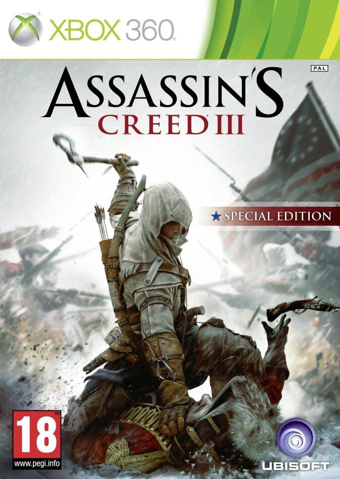 Assassins Creed 3 (Édition Spéciale)