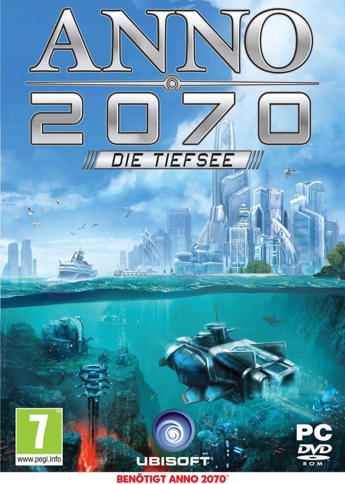 Anno 2070 - Deep Blue Sea Add-on