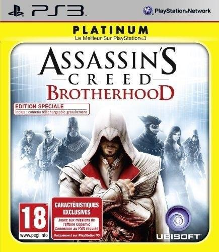 Assassin's Creed 3 : Brotherhood (Platinum Edition)