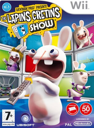 Rayman Productions Presente - The Lapins Cretins Show