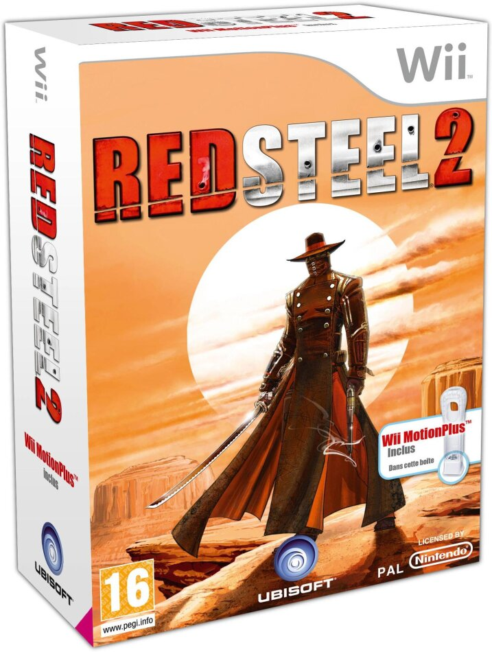 Red Steel 2 + Wii Motion Plus