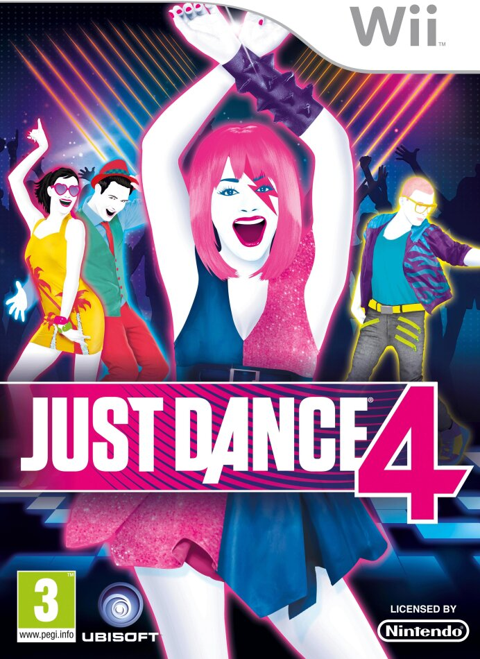 Just Dance 4 D1