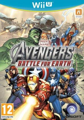 Marvel The Avengers: Battle for Earth