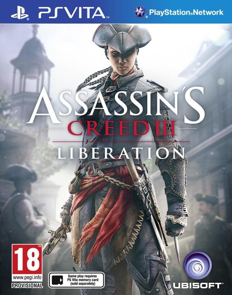 Assassins Creed Liberation