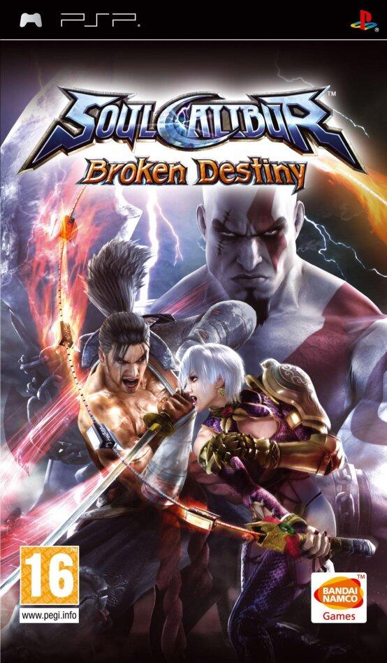 Soulcalibur Broken Destiny