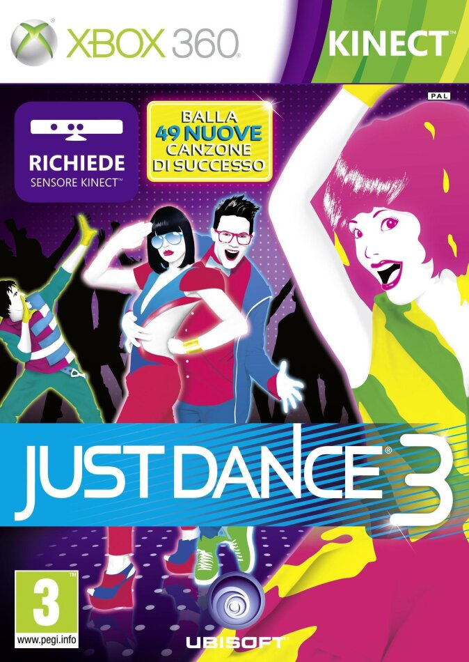 Just Dance 3 (Kinect only)