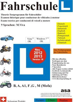Fahrschule L16 / Auto-Ecole L16