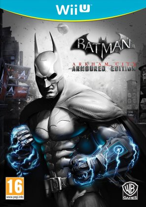 Batman - Arkham City - Armoured edition