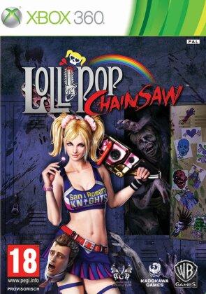 Lollipop Chainsaw XB360 AT