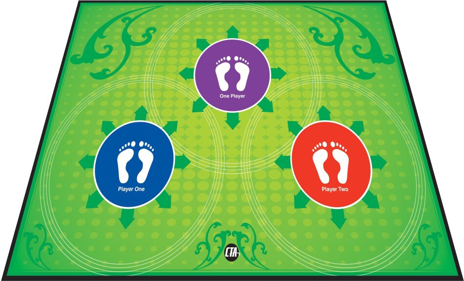 CTA Game Mat for Kinect