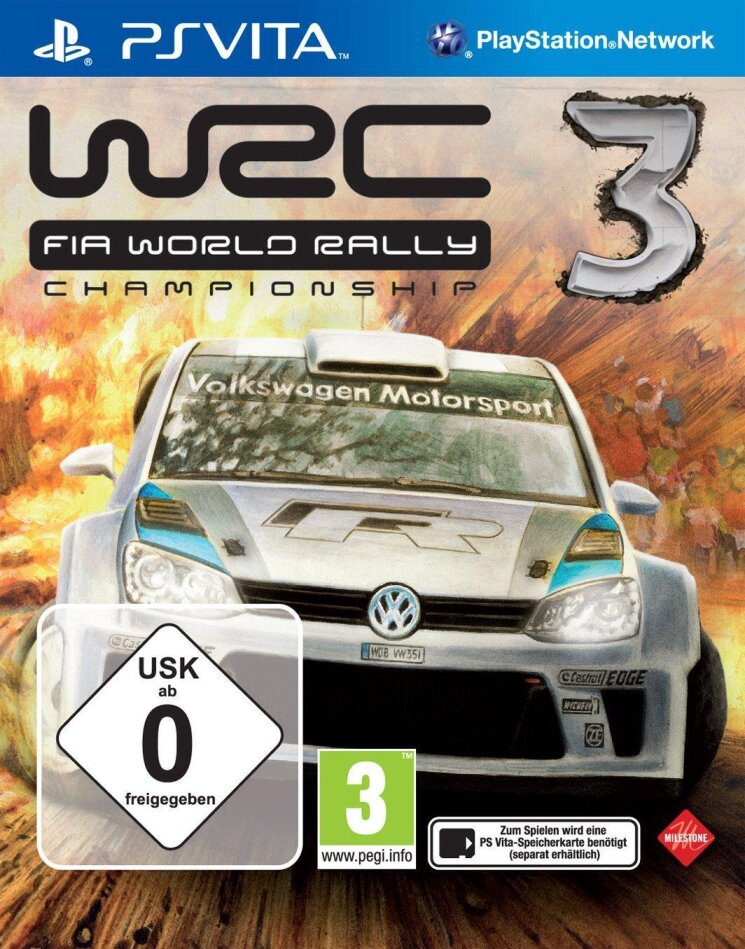 WRC World Rally Championship 3