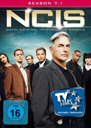 NCIS - Navy CIS - Staffel 7.1 (3 DVDs)