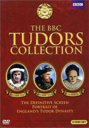 The BBC Tudors Collection (Collector's Edition, 12 DVDs)