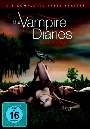 The Vampire Diaries - Staffel 1 (5 DVDs)