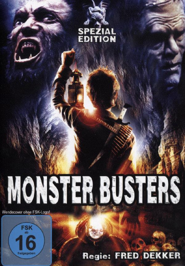 Monster Busters (1987) (Spezial Edition)