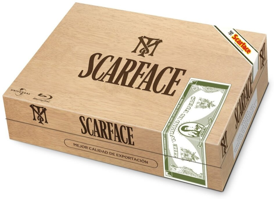 Scarface (1983) (Limited Collector's Edition)