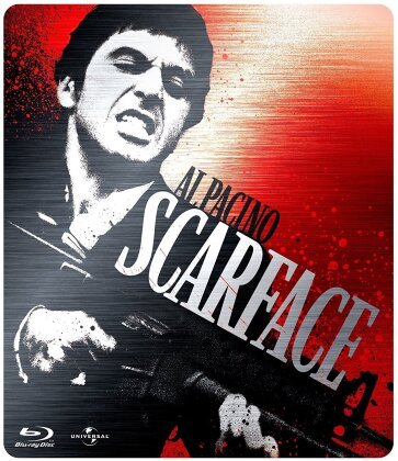 Scarface (1983) (Limited Edition, Steelbook)