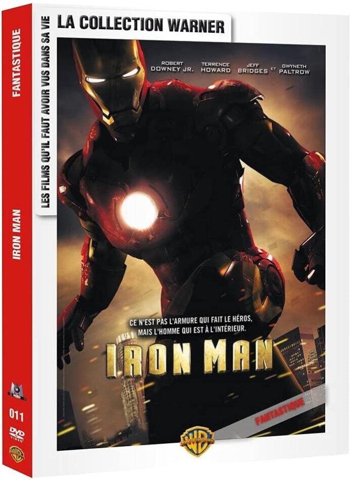Iron Man - (La collection Warner) (2008)