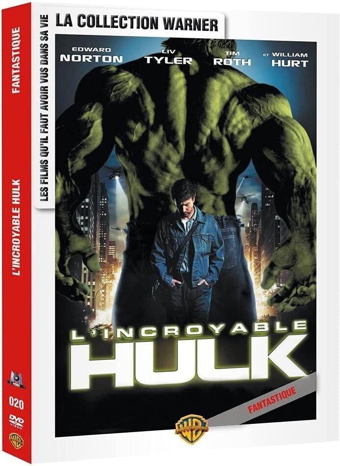 L'Incroyable Hulk - (La collection Warner) (2008)