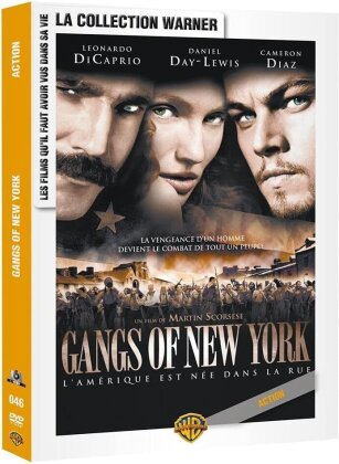 Gangs of New York - (La collection Warner) (2002)