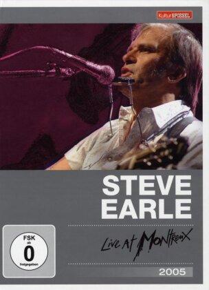 Earle Steve - Live at Montreux 2005 (Kulturspiegel)