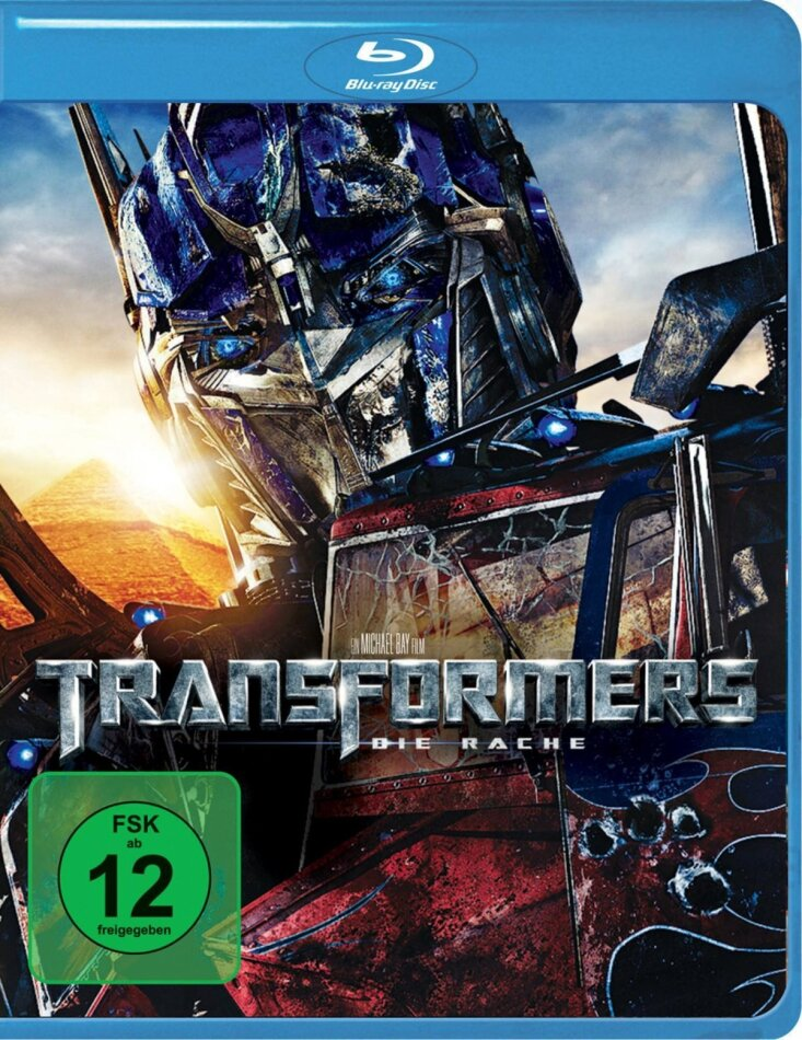 Transformers 2 - Die Rache (2009) (Single Edition)