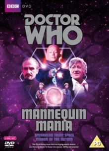 Doctor Who - Mannequin Mania (2 DVDs)