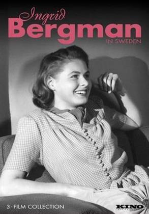 Ingrid Bergman: Swedish Film Collection (3 DVD)