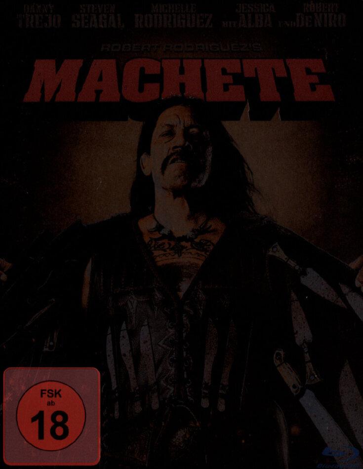 Machete (2010) (Limited Edition, Steelbook)