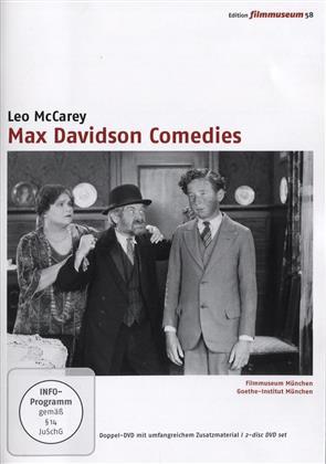 Max Davidson Comedies (Trigon-Film, 2 DVD)