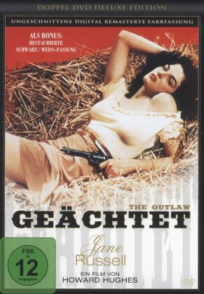 Geächtet - The Outlaw (1943) (Deluxe Edition, 2 DVDs)