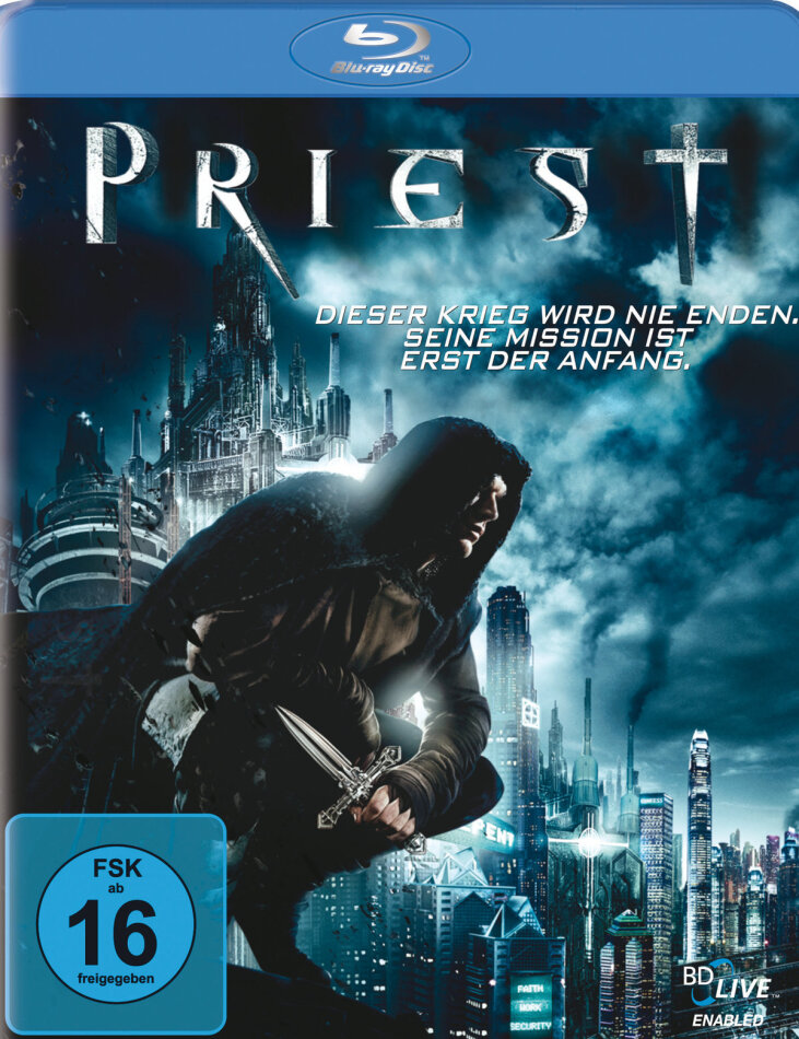 Priest (2010) (Special Edition)
