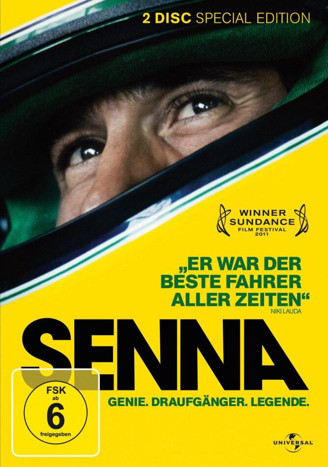 Senna (2010) (Special Edition, 2 DVDs)