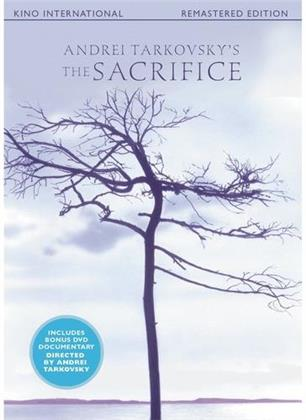 The Sacrifice (1986) (Versione Rimasterizzata, 2 DVD)