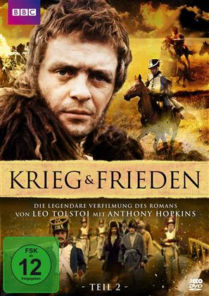 Krieg & Frieden - Teil 2 (1972) (3 DVDs)