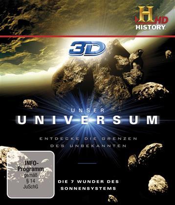 Unser Universum - Die 7 Wunder des Sonnensystems (2010)
