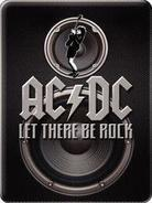 AC/DC - Let there be rock (Limited Edition, Blu-ray + DVD + Buch)