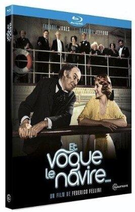 Et vogue le navire (1983) (Collection Gaumont Classiques)