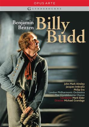 London Philharmonic Orchestra, Sir Mark Elder, … - Britten - Billy Budd (Glyndebourne Festival Opera, Opus Arte, 2 DVD)