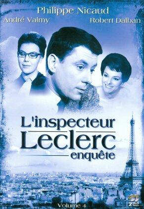 L'inspecteur Leclerc enquête - Vol. 4 (s/w, 2 DVDs)