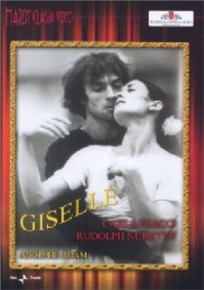 Orchester Teatro Opera Roma & Fabrizio Ventura - Adam - Giselle (1981)